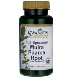 Swanson Full Spectrum Muira Puama - suplement diety