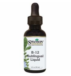 Swanson Witamina B-12 - suplement diety