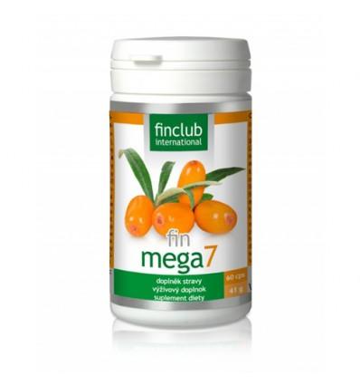 fin-mega7 bio omega-7 olej z rokitnika