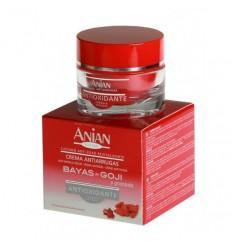 Anti-aging krem przeciwzmarszczkowy do twarzy Anian z Goji