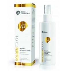 Invex - Au100 - Mgiełka do twarzy i ciała ze złotem monojonowym - 200 ml