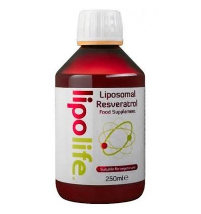 Lipolife Liposomalny Resweratrol - suplement diety