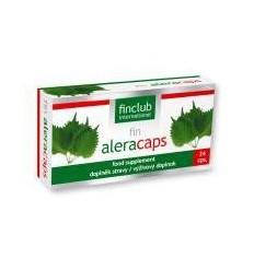 fin Aleracaps - wyciąg z pachnotki zwyczajnej - suplement diety