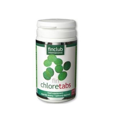 fin Chloretabs - alga chlorella
