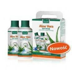 Aloe Vera - żel do picia - suplement diety