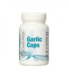 Caliita Garlic Caps - suplement diety