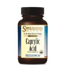 Swanson Kwas Kaprylowy - suplement diety