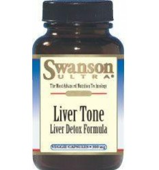 Swanson Liver tone - suplement diety