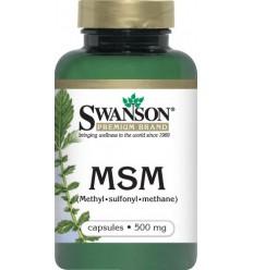 Swanson MSM - suplement diety