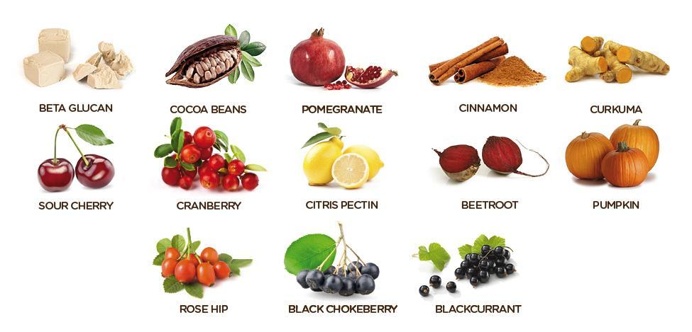 Flavon Joy składniki