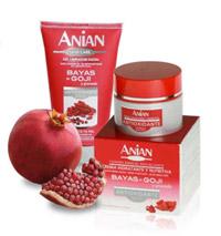 KOsmetyki antyoksydacyjne z goji