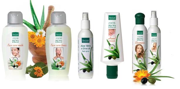 Naturalne włoskie kosmetyki bez parabenów Finclub