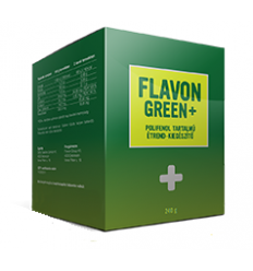 Flavon Green Plus koncentrat flawonoidów - suplement diety