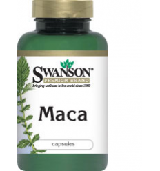 Swanson Maca 500 mg - suplement diety