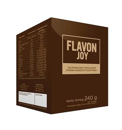 Flavon Joy - koncentrat flawonoidów - suplement diety z ziaren kakaowca