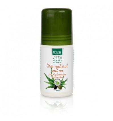 Aloe Vera Deo Natural ROLL ON dezodoranz z aloesem