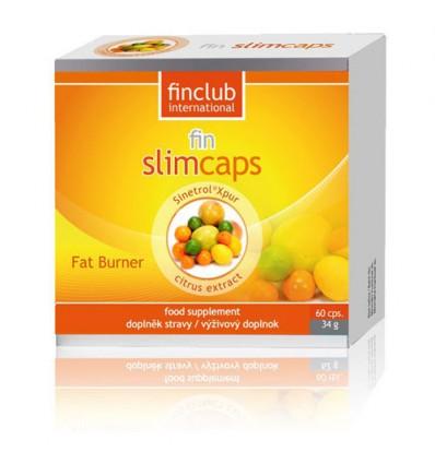 fin slimcaps suplement diety wspomagający odchudzanie