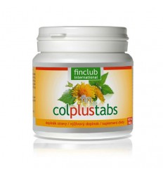 fin colplustabs colonic plus Finclub