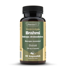 Pharmovit Brahmi (Bacopa monnieri) - suplement diety
