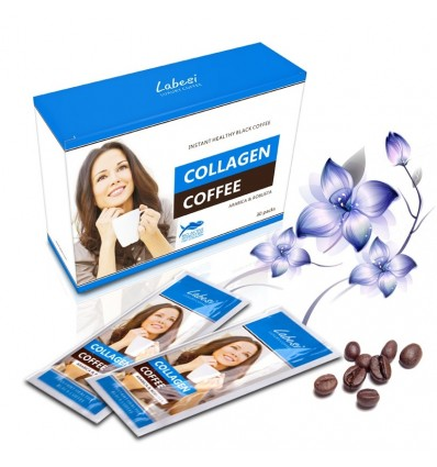 Labesi - Collagen Coffee - kawa w saszetkach