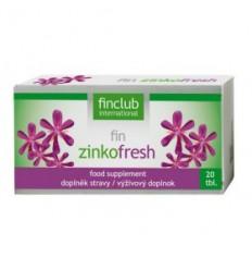fin Zinkofresh na ból gardła - suplement diety