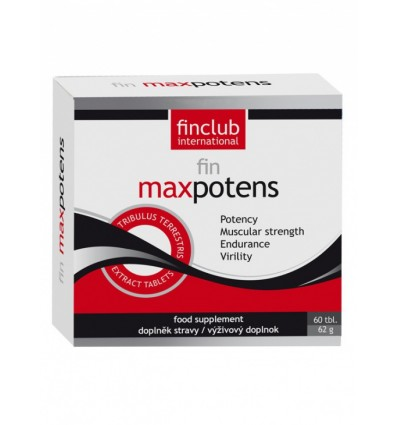 fin Maxpotens -suplement diety