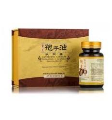 Reishi - Ganoderma lucidum - 100% wyciąg olej z zarodników - suplement diety