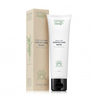 Kannaway Green Tea & Hemp Perfecting Mask - maseczka do twarzy