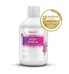 Pharmovit Kolagen 10 000 mg 500 ml - suplement diety