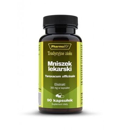 Pharmovit Mniszek Lekarski 4:1 - suplement diety