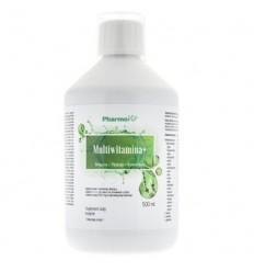 Pharmovit - Multiwitamina - suplement diety w płynie