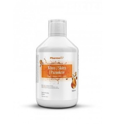 Pharmovit - Włosy/ Skóra/ Paznokcie - suplement diety