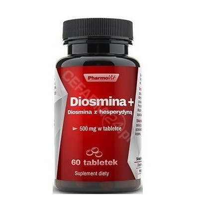Pharmovit - Diosmina - suplement diety