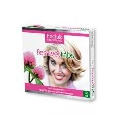 fin Femiveltabs - wspomaganie menopauzy - suplement diety