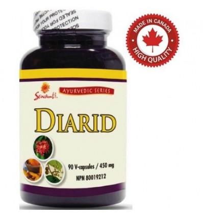 Sewanti™ Diarid - ekstrakty 5:1 - suplement diety