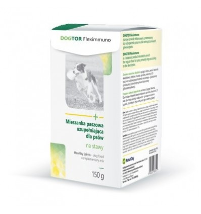 NaturDay - DDogTor FlexImmuno