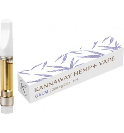 Kannaway Hemp + Vape Calm (waporyzator)