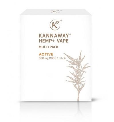 Kannaway Hemp+ Vape ACTIVE Multi Pack