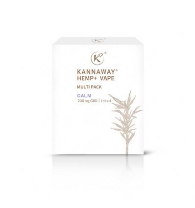 Kannaway Hemp + Vape CALM Multi Pack