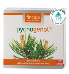 Pycnogenol - silny antyoksydant - suplement diety