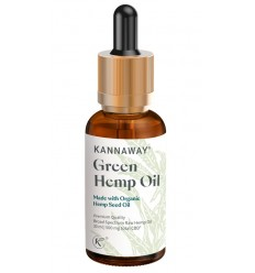 Kannaway Green Hemp Oil - 500 mg CBD