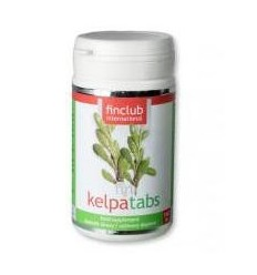 fin Kelpatabs - jod z algi morskiej - suplement diety