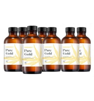 Kannaway Pure Gold - 1000 mg CBD - zestaw promocjyjny!