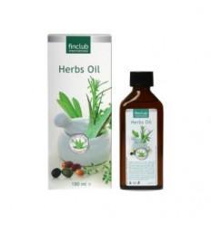 Olejek ziołowy z Aloe Vera, olejem z oliwek i 27 gatunków ziół