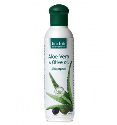 Szampon: Aloe Vera&olej z oliwek