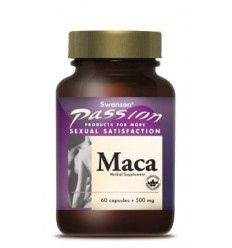 Swanson Maca extract - suplement diety