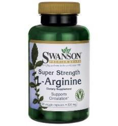 Swanson L-Arginina Forte - suplement diety